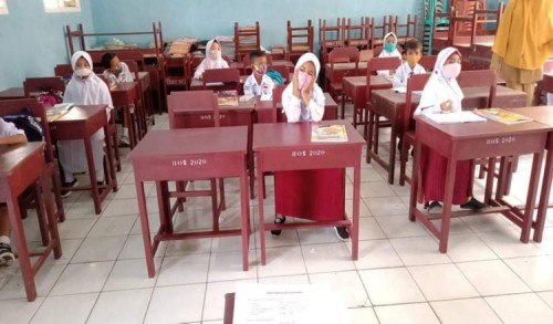 Sekolah Tatap Muka Dibatasi Hanya Dua Jam, Kadis Diknas Ternate Akui Banyak Pelanggaran