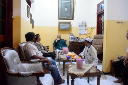 KH Idris Hamid Meminta Warga Kota Pasuruan Jaga Kedamaian Saat Pilkada