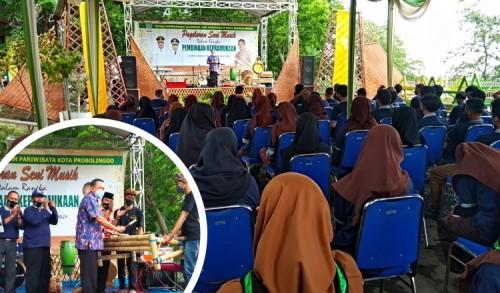 Pembinaan Kepramukaan, Wujud Pemberdayaan dan Pengembangan Pemuda Dispopar Kota Probolinggo