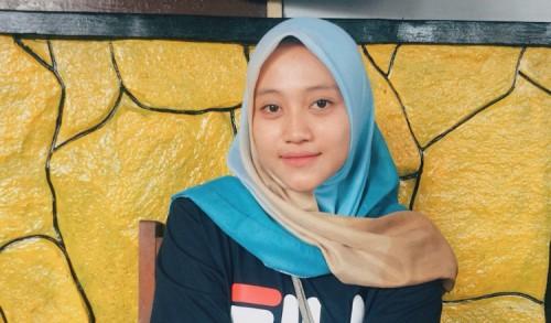 Mahasiswi Cantik asal Jember Ini Tertarik Jadi Jurnalis Usai Pelatihan