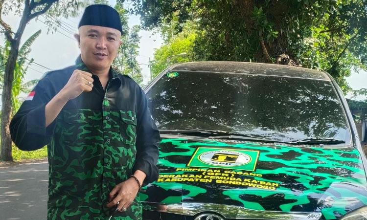 GPK Bondowoso Bantah Ada Pembiaran Pemkab Terkait Kerusakan Jalan Tamanan Bondowoso