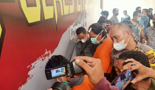 Tiga Pelaku Perdagangan Etnis Rohingya di Lhokseumawe Ditangkap