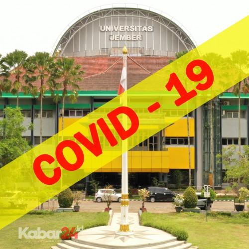 Tambah Tiga Karyawan Unej Meninggal, Satu Positif COVID-19
