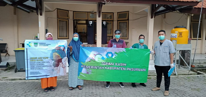 Langgar Prokes, 9 Warga Kabupaten Pasuruan Dinyatakan Positif