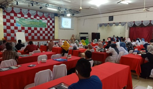 Dinkes Aceh Utara Sosialisasi Penyakit Akibat Kerja