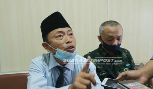 Komite SD Plus Nurul Hikmah Walk Out di Sidang Audiensi DPRD Pamekasan