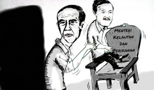 Luhut Binsar Panjaitan Gantikan Edhy Prabowo