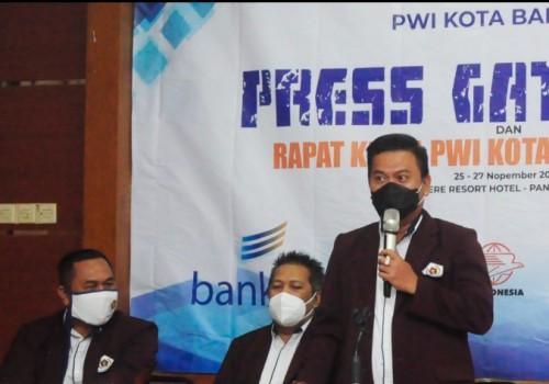 Raker Ke-4 PWI Kota Bandung 2020 Berjalan Sukses, Andhy Sampaikan  Sambutan Terakhirnya ?
