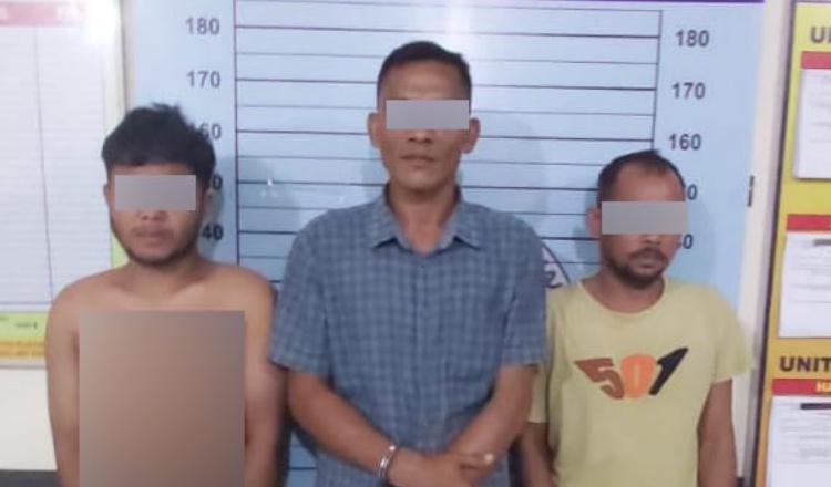 Tiga Warga Aceh Utara Ditangkap Kasus Narkoba