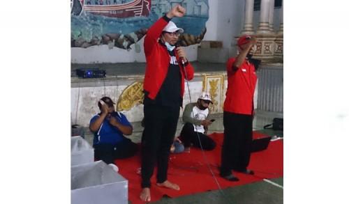 PDI Perjuangan Banyuwangi Panaskan Mesin Jelang Pilkada dengan Pelatihan Saksi dan Guraklih