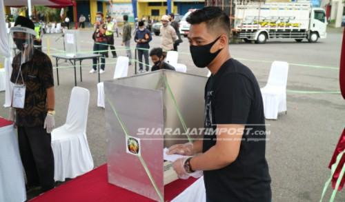 KPU Malang Tegaskan Pemungutan Suara Harus Terapkan Protokol Kesehatan Covid-19