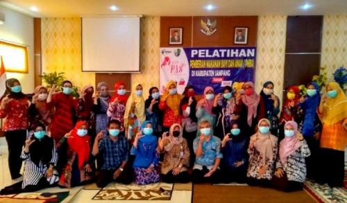 Tekan Angka Kematian Ibu dan Bayi, Kabupaten Sampang Adakan Pelatihan Kader Posyandu