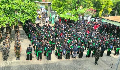 Tak Ingin Kecolongan Jelang Pilkada, PCNU Tuban Minta Kader NU Jaga Kedaulatan NKRI