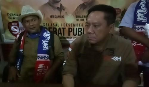 Kritik Cabup Malang Heri Cahyono ke Petahana