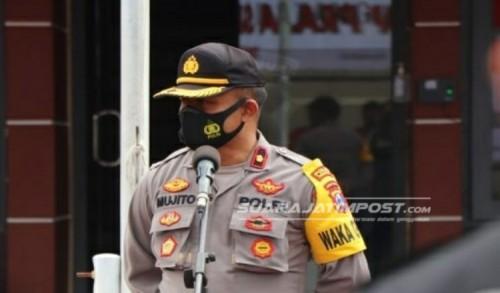 Polres Trenggalek Siapkan Satgas Antisipasi Moeny Politic di Pillkada