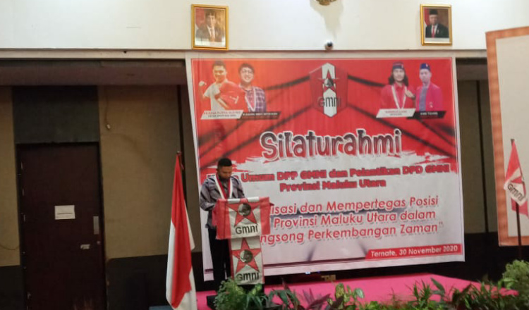 Banyak Dilupakan, Ketua Umum DPP GMNI Minta DPD Maluku Utara Fokus Kajian Jalur Rempah