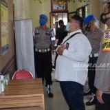 Kemenpan RB Lakukan Kunjungan ke Unit Layanan Public Polres Pamekasan