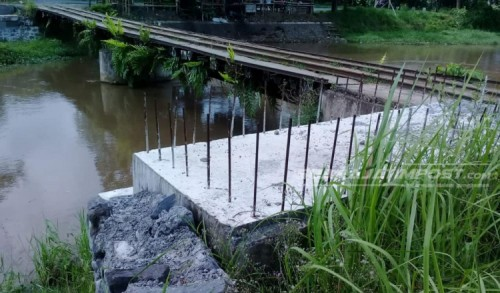 Kades Kaliboto Kidul Lumajang Benarkan Penolakan PG Jatiroto Atas Pembangunan Jembatan