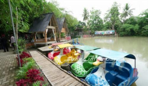Transformasi Waduk Lecari Banyuwangi jadi Wisata Andalan yang Dulunya Kumuh