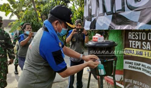Tingkatkan Imunitas, Danrem 082/CPYJ Ajak Wartawan Jalan Jalan Santai di Bojonegoro