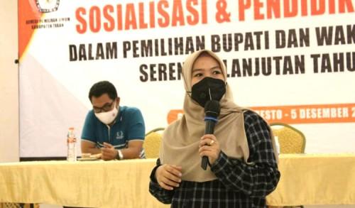 Cegah Kluster Pemilu, Pemungutan Suara Pilkada Tuban Perketat Prokes