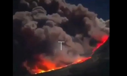 Gunung Semeru Lumajang Berstatus Waspada Level 2, Masyarakat Diminta Tenang