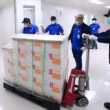 1,2 Juta Dosis Vaksin Covid-19 Sinovac Tiba di Indonesia