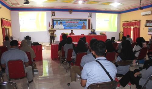 Penutupan Workshop Kepemudaan Dispopar Kota Probolinggo, Begini Output yang Diharapkan