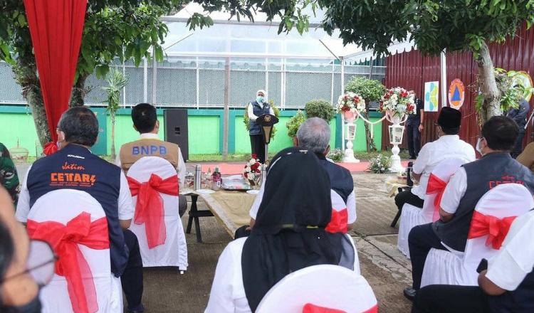 Diresmikan Gubernur Jatim, RS Lapangan di Malang Punya Fasilitas Hiburan dan Taman