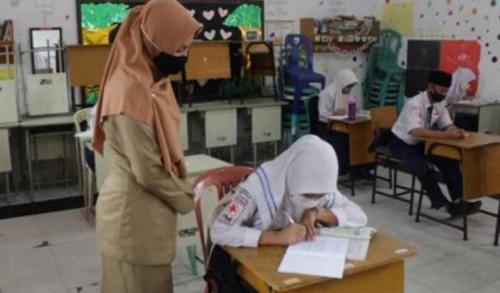 Terhitung Sejak 16 Desember 2020, Uji Coba Pembelajaran Tatap Muka di Banyuwangi Dihentikan