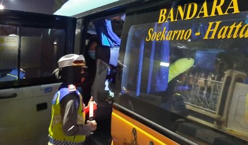 Antisipasi Aksi di Jakarta, Polres Situbondo Gelar Patroli di Perbatasan