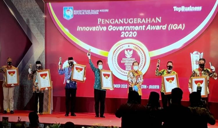 Jelang Akhir Tahun 2020, Bojonegoro Raih Penghargaan Sangat Membanggakan