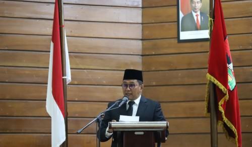 DPRD Kota Bukittinggi Gelar Paripurna Peringatan HJK Ke 236