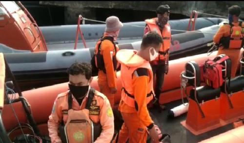 Pencarian Wisatawan Tenggelam di Pulau Tabuhan Banyuwangi Terkendala Cuaca