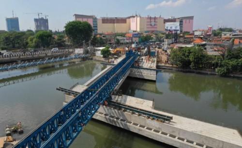Jembatan Joyoboyo Surabaya Batal Diresmikan Tahun Ini