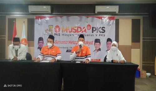 Musda Virtual, Didik Darmadi Terpilih Jadi Ketua PKS Jombang