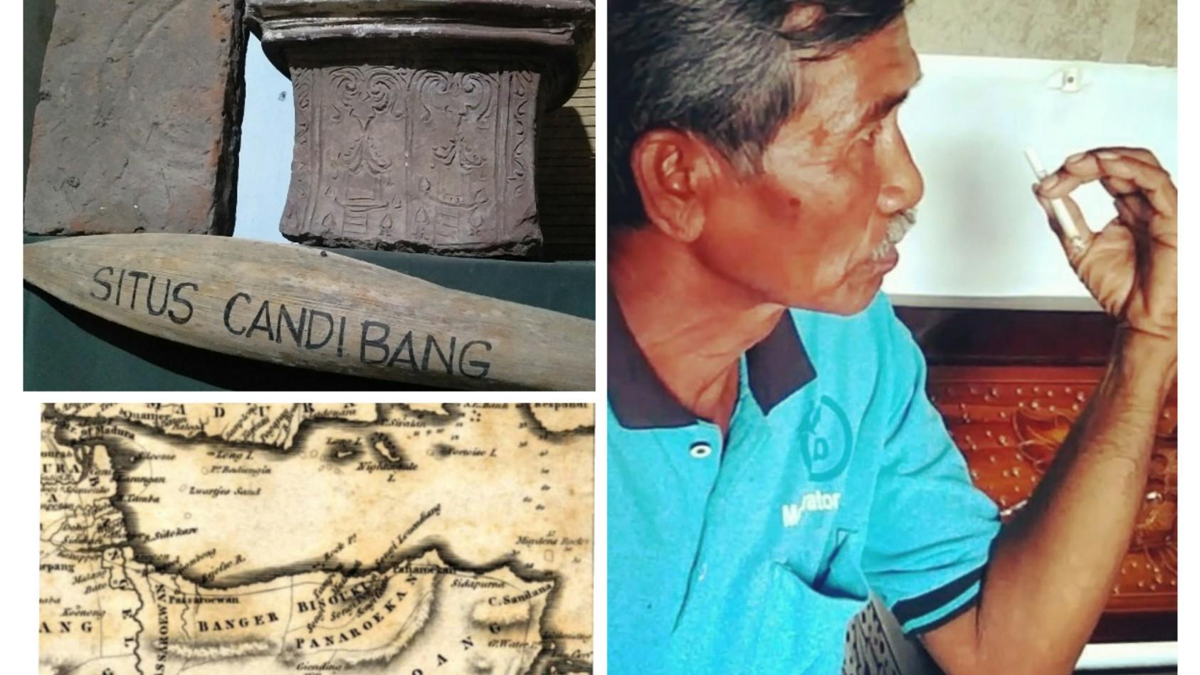 Dugaan Struktur Kuna di Candi Bang Situbondo Terkuak