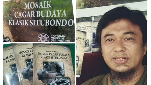 Ditulis Jurnalis suaraindonesia.co.id, Buku 'Mosaik Cagar Budaya Klasik Situbondo' Diluncurkan Via Medsos