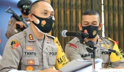 Terlibat Narkoba, Lima Personil Polres Lhokseumawe Dipecat