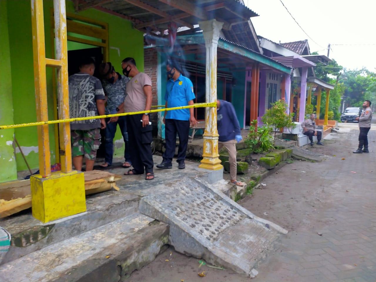 Diduga dianiaya pemuda naas asal Peterongan ditemukan meninggal dunia.