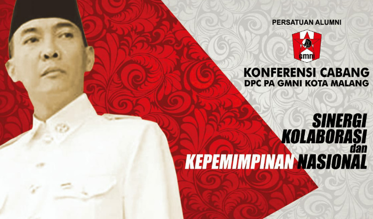 Konfercab PA GMNI Kota Malang, Dokter Putu: Kader GMNI Mampu Cetak Kepemimpinan Nasional