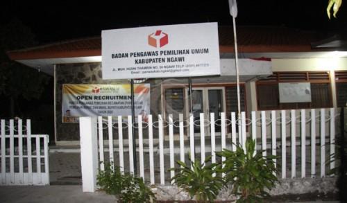 Anggota Komisioner Bawaslu Ngawi Diduga Melanggar Kode Etik