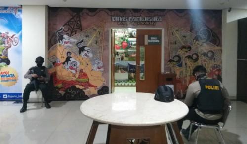 KPK Geledah Balai Kota Batu, Jubir KPK: Dugaan Korupsi Gratifikasi