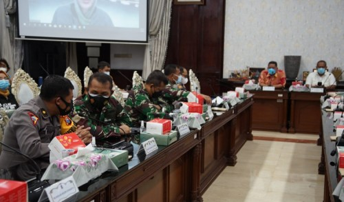 PSBB Jawa-Bali, Pemkot dan DPRD Surabaya Tak Sejalan