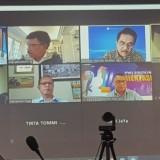 Rapat Virtual, Menkominfo Sarankan Hari Pers Nasional 2021 Dilaksanakan Secara Digital