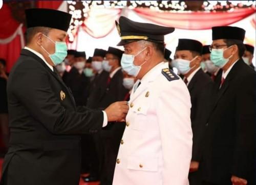 Bupati Sampang lakukan Penyegaran 302 Pejabat di lingkungan Pemkab.