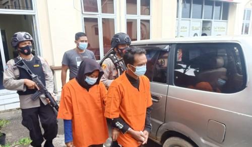 Terlibat Kasus Pencurian, Pasangan Kekasih di Aceh Utara Ditangkap Polisi