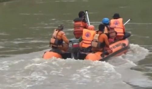 Hari ke Enam, Pencarian Bocah Tenggelam di Jombang Belum Menemukan Hasil