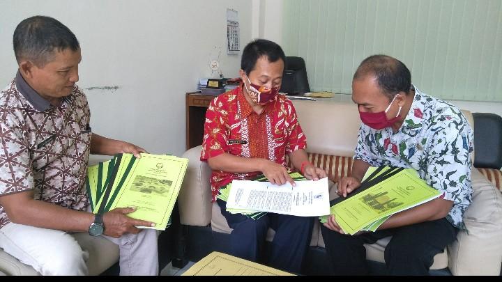 25 Cagar Budaya Situbondo Ditetapkan Peringkat Kabupaten