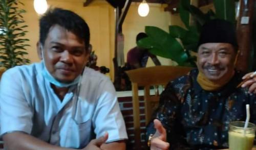 Dua tokoh Jombang Bahas Ekonomi Berbasis Desa